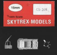 Skytrex 15mm CD208 WWII US M20 Utility Vehicle
